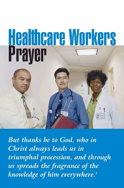 Healthcare Workers Prayer