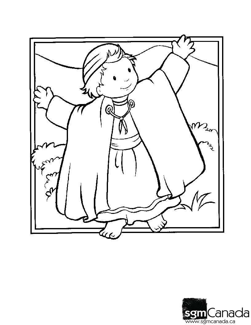 bible coloring pages for kids - 670×820