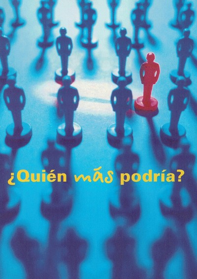 Quien mas podria? (Who Else Could?- Spanish)
